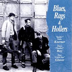 Blues, Rags and Hollers | Dodax.co.jp