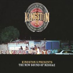 Kingston 5 Presents the New Sound of Reggae | Dodax.nl
