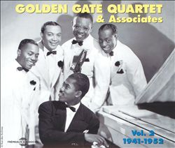 Golden Gate Quartet & Associates, Vol. 2 (1941-1952) | Dodax.nl