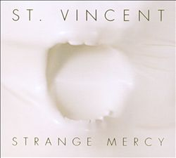 Strange Mercy | Dodax.co.uk