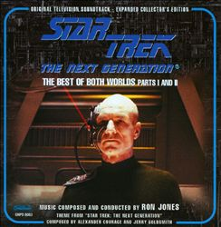 Star Trek: The Next Generation, Vol. 2 - The Best of Both Worlds, Pts. 1-2 | Dodax.at