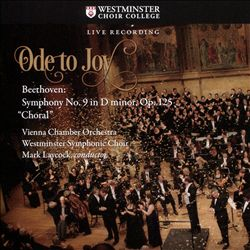 "Ode to Joy: Beethoven - Symphony No. 9 in D minor, Op. 125 ""Choral"" 