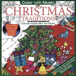 Color With Music: Christmas Traditions | Dodax.nl