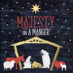 Majesty in a Manger | Dodax.at