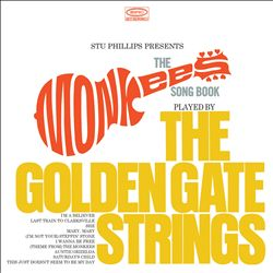 Stu Phillips Presents: The Monkees Songbook Played by the Golden Gate | Dodax.pl