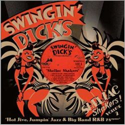 Swingin' Dick's Shellac Shakers, Vol. 2: Hot Jive | Dodax.at