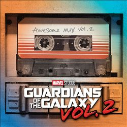 Guardians of the Galaxy, Vol. 2 [Original Motion Picture Soundtrack] | Dodax.co.jp