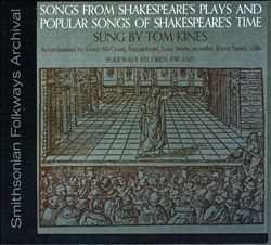 Songs from Shakespeare's Plays and Songs | Dodax.es