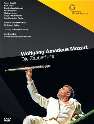 Wolfgang Amadeus Mozart: Die Zauberflöte [Video] | Dodax.it