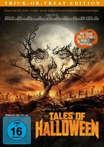 Tales of Halloween - Trick or Treat Edition, 1 DVD   Dodax.ch