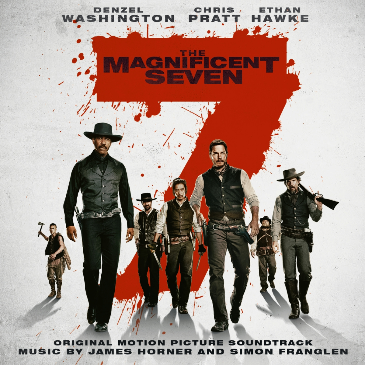 Horner-James-amp-Franglen-Simon-Magnificent-Seven-2016-Original-Motion