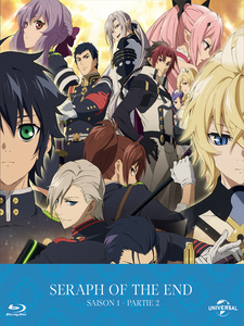 Seraph of the End: Vampire Reign - Vol. | Dodax.com