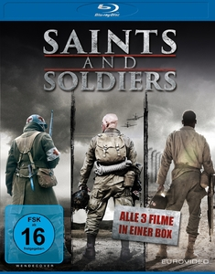 Saints and Soldiers Collection, 3 Blu-ray | Dodax.ch