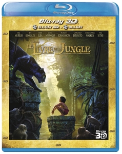 Le livre de la jungle - The Jungle Book - 3D+2D - | Dodax.co.uk
