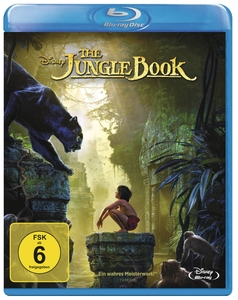 The Jungle Book, 1 Blu-ray | Dodax.de