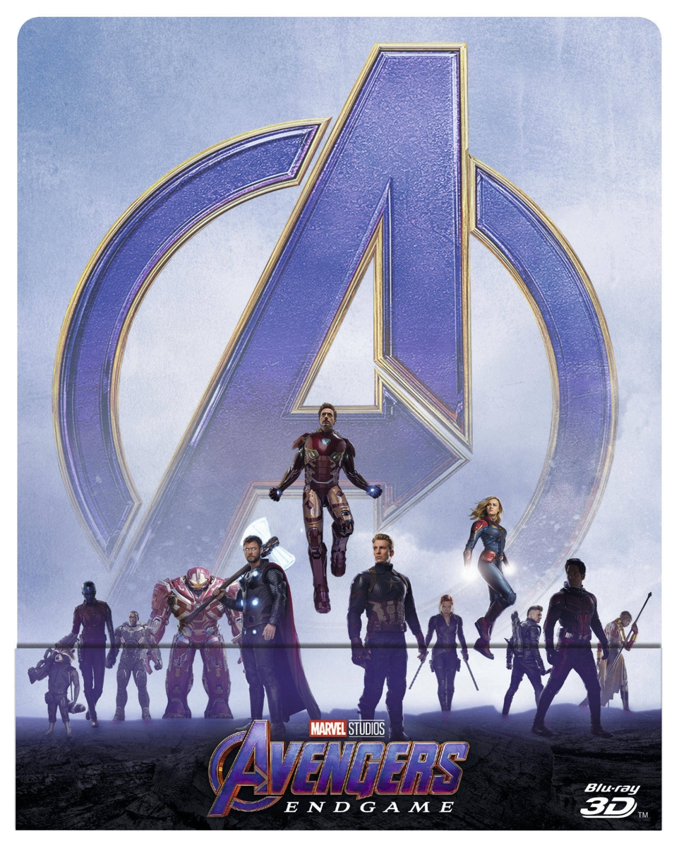 Anthony-Russo-Avengers-Endgame-3D-2D-Steelbook-3-Disc