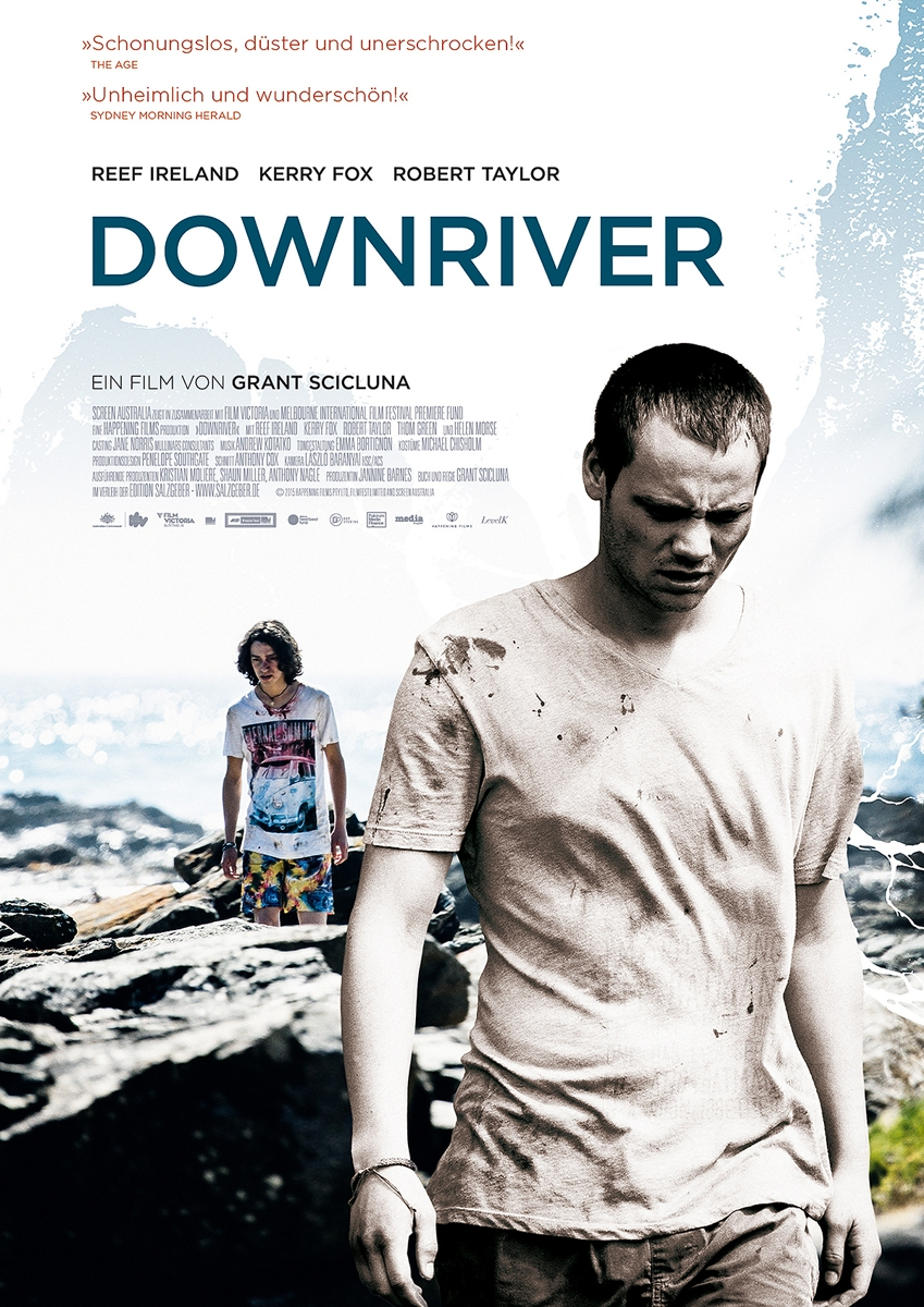 Grant Scicluna - Downriver, 1 DVD (englisches OmU)
