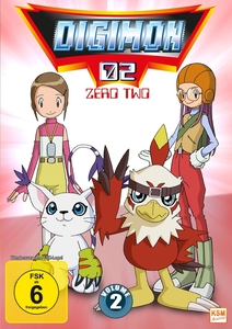 Digimon Adventure, 3 DVD. Staffel.2.2 | Dodax.de