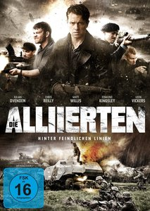 Die Alliierten, 1 DVD | Dodax.at