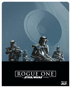 Rogue One - A Star Wars Story - 3D+2D - Steelbook (Italian Import) | Dodax.fr