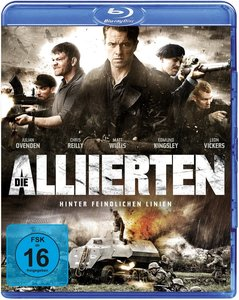 Die Alliierten, 1 Blu-ray | Dodax.at