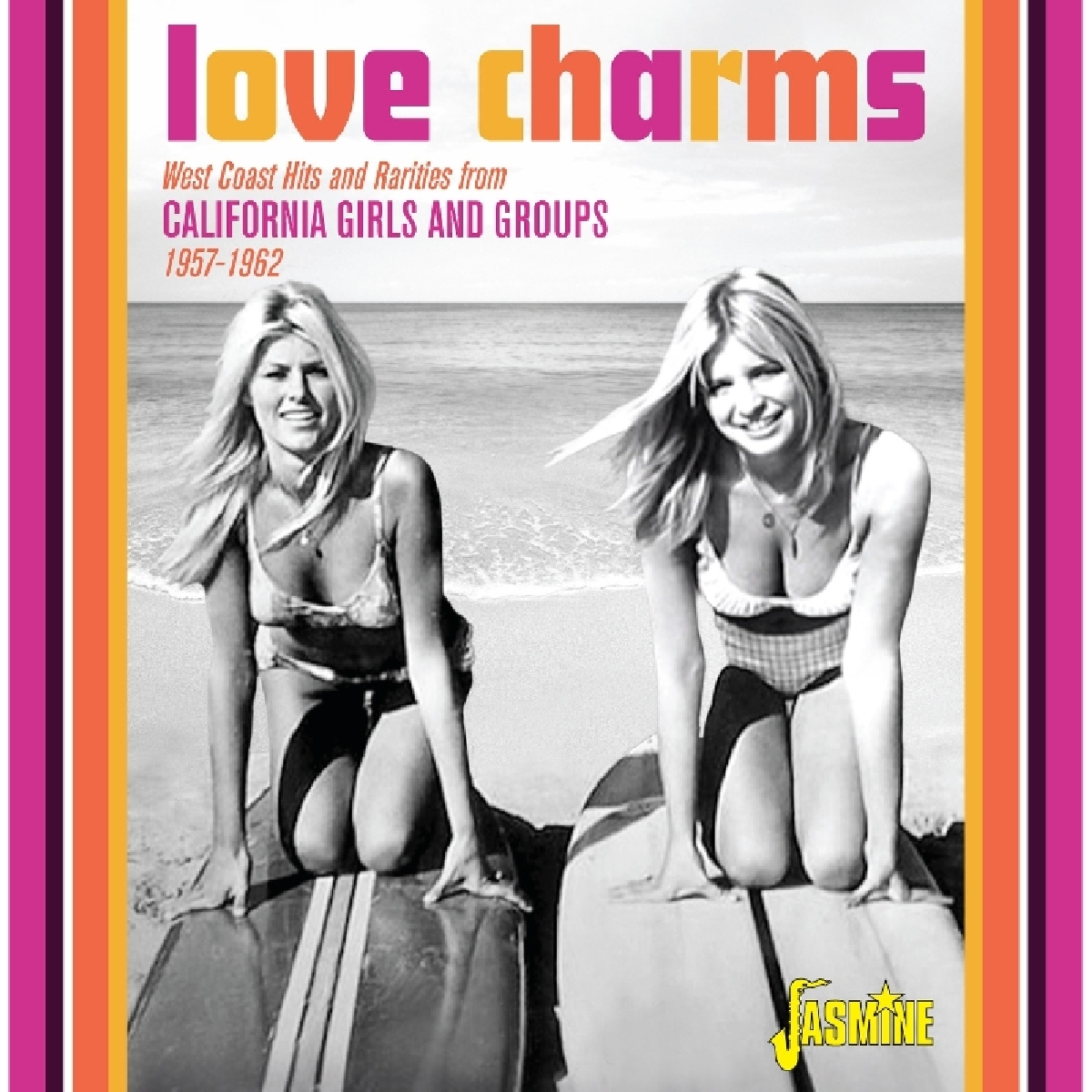 Jasmine-Records-Love-Charms-West-Coast-Hits-Rarities-From-California-Girls