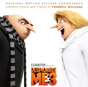 Despicable Me 3 (Original Motion Picture Soundtrac | Dodax.co.jp