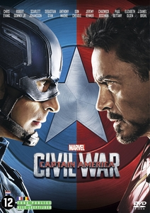 Captain America - Civil War | Dodax.nl