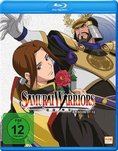 Samurai Warriors, 1 Blu-ray. Vol.2 | Dodax.at