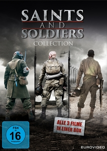 Saints and Soldiers Collection, 3 DVD | Dodax.at