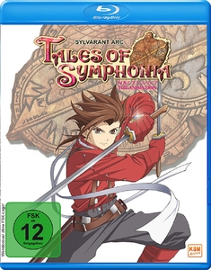 Tales of Symphonia - Sylvarant Arc 2007, 1 Blu-ray | Dodax.at