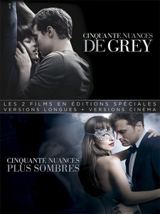 Coffret 50 nuances Grey & Plus sombres | Dodax.fr