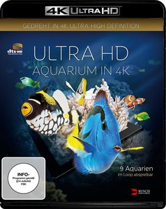 Ultra HD Aquarium 4K, 1 UHD-Blu-ray | Dodax.nl