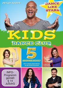 Kids Dance Club, 1 DVD | Dodax.at