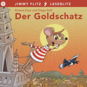 JIMMY FLITZ LESEBLITZ 1: DER GOLDSCHATZ | Dodax.at