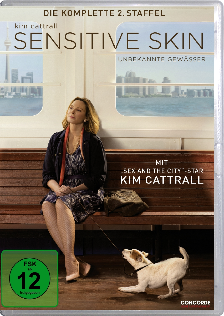 Don McKellar - Sensitive Skin. Staffel.2, 1 DVD