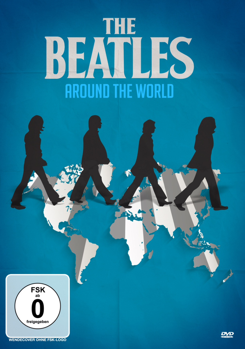 The-Beatles-The-Beatles-Around-the-world-1-DVD