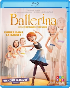 Ballerina F Blu-Ray 2D | Dodax.it
