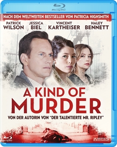 A kind of murder Blu-Ray | Dodax.co.uk