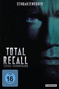 Total Recall - Totale Erinnerung, DVD | Dodax.at