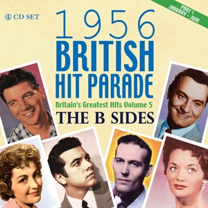 1956 British Hit Parade, Pt. 1: January-July | Dodax.nl
