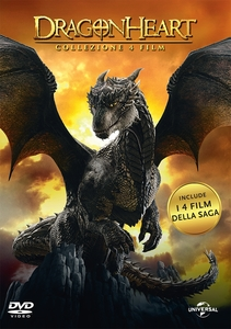Dragonheart Collection (4 Film) | Dodax.co.uk