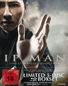 Ip Man - The Complete Collection Limited Digipack | Dodax.nl