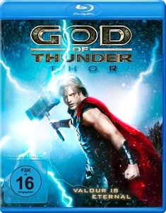 God of Thunder - Thor, 1 Blu-ray | Dodax.de