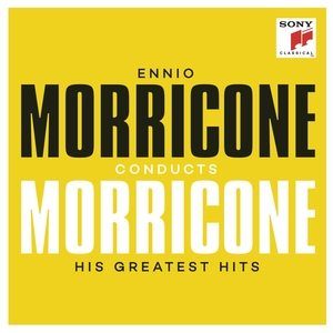 Ennio Morricone conducts Morricone - His Greatest Hits, 1 Audio-CD | Dodax.at