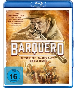 Barquero, 1 Blu-ray | Dodax.at