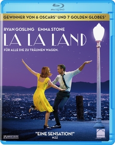 La La Land Blu-Ray | Dodax.co.uk