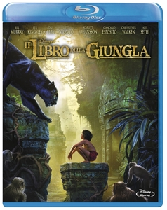 Il libro della Giungla - The Jungle Book - LA | Dodax.co.uk