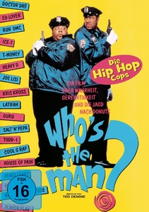 Who's the Man? Die Hip Hop Cops, 1 DVD | Dodax.com