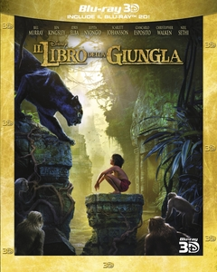 Il libro della Giungla - The Jungle Book - 3D+2D - | Dodax.co.uk